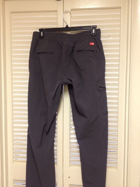 The North Face Straight Pants Gray Image 3