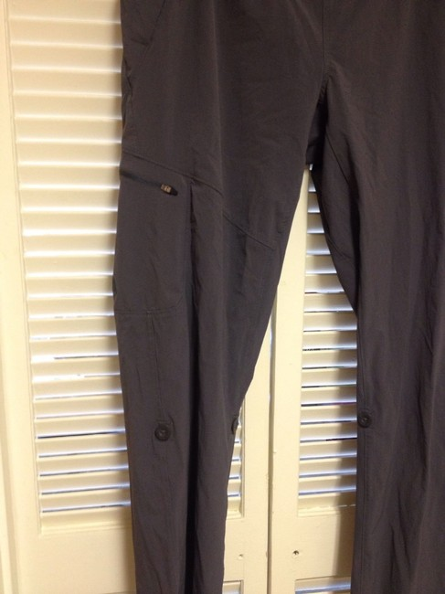 The North Face Straight Pants Gray Image 4