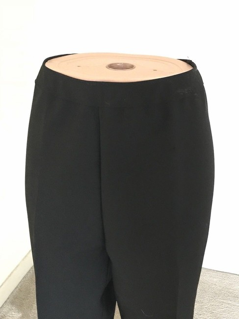 Bend Over Relaxed Pants Black Image 1