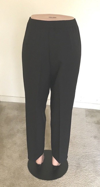 Bend Over Relaxed Pants Black Image 3