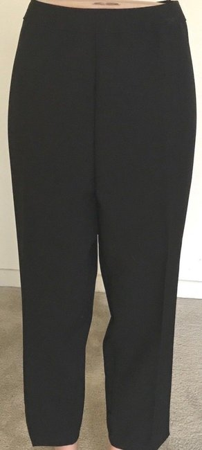Bend Over Relaxed Pants Black Image 4