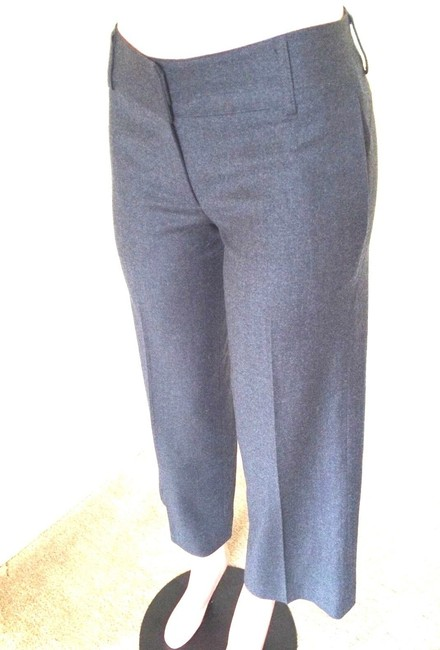 Shin Choi Wide Leg Pants Gray Image 1