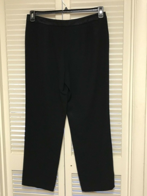 Donna Karan New York Trouser Pants Black Image 3