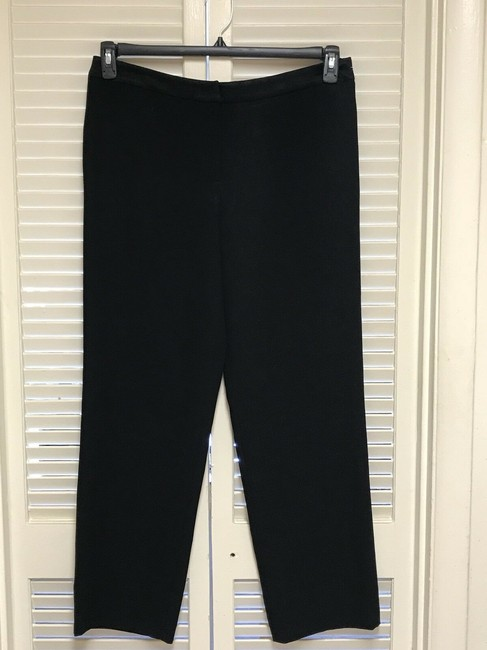 Donna Karan New York Trouser Pants Black Image 4