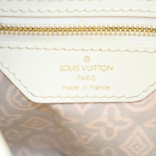 Louis Vuitton Fleur Sprouse Grafitti Limited Rare Tote in Pink Image 10