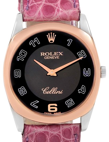 Preload https://img-static.tradesy.com/item/24729306/rolex-black-cellini-danaos-white-rose-gold-pink-strap-4233-box-papers-watch-0-1-540-540.jpg