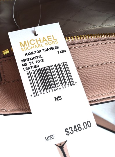 Michael Kors Satchel in pink fawn Image 2