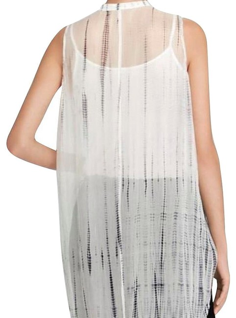 Eileen Fisher Top Gray Image 3