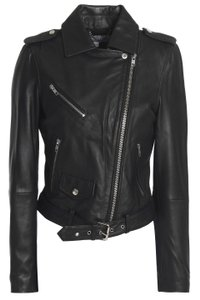 Muubaa Biker Designer Leather Jacket