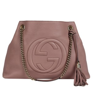 7622b081df7 Gucci Soho Leather Shoulder Bags - Up to 70% off at Tradesy (Page 4)