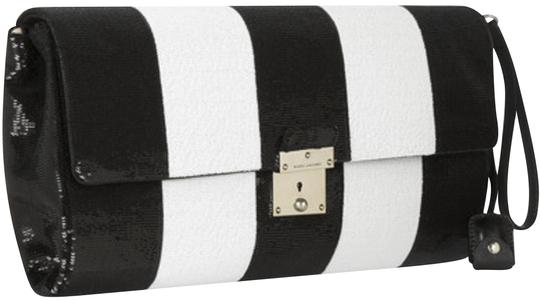 Preload https://img-static.tradesy.com/item/24729471/marc-jacobs-the-skunk-stripe-black-and-white-paillette-sequin-clutch-0-1-540-540.jpg