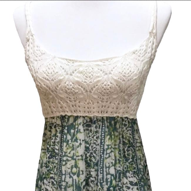 Green Maxi Dress by Free People Image 1
