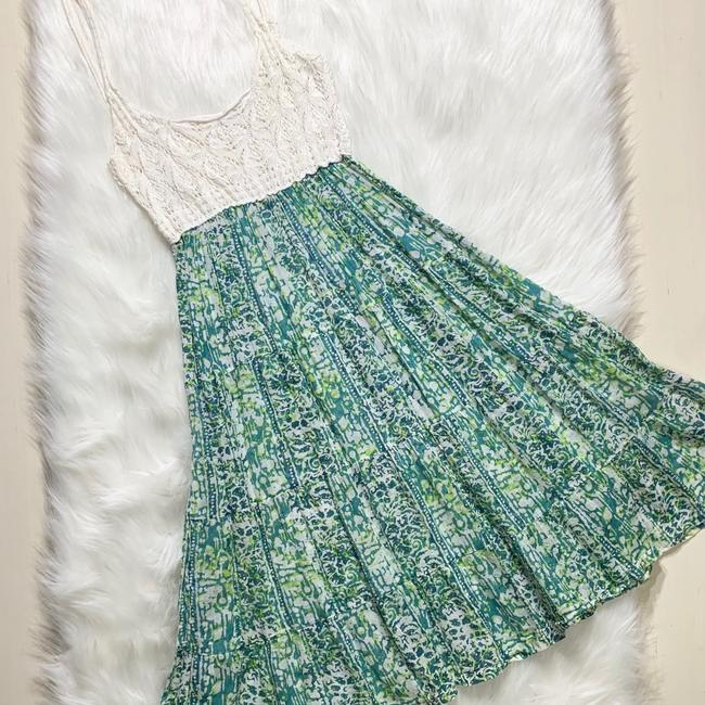 Green Maxi Dress by Free People Image 2