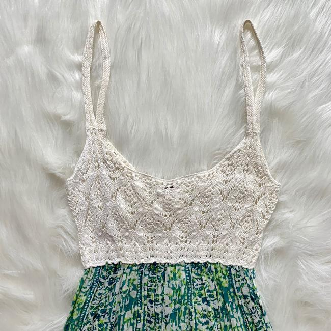 Green Maxi Dress by Free People Image 3