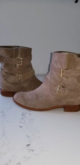 Kate Spade Beige Boots Image 5