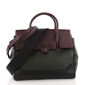 1e32bceb9379 Purple Versace Satchels - Up to 90% off at Tradesy