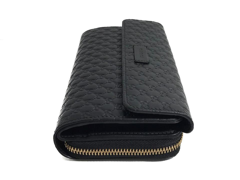 621fe90f4d02 Gucci GUCCI Women's 449364 Leather Microguccissima Continental Wallet Image  11. 123456789101112