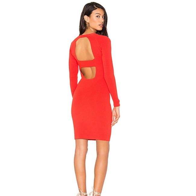 Preload https://img-static.tradesy.com/item/24729764/kendall-kylie-red-234567-short-night-out-dress-size-8-m-0-0-650-650.jpg