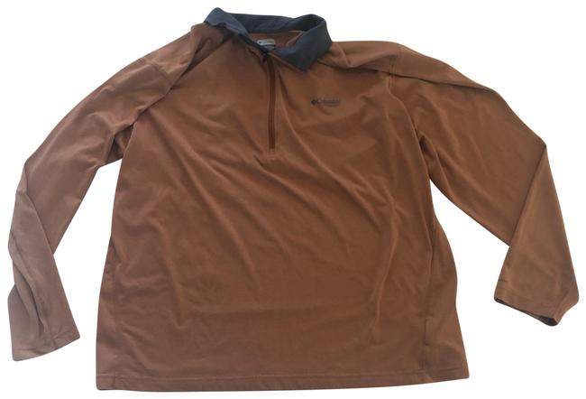 Item - Tan and Gold XL Men's Titanium Activewear Size 16 (XL, Plus 0x)