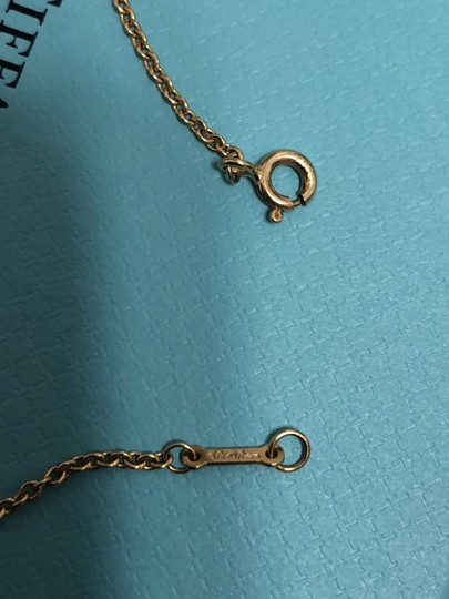Tiffany & Co. Tiffany & co gold heart cupid bracelet Image 3