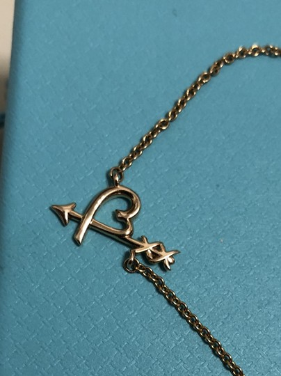 Tiffany & Co. Tiffany & co gold heart cupid bracelet Image 5