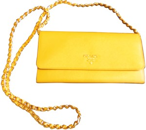 2c79c2d068bf13 Prada Gold Bags, Accessories & More - Up to 70% off at Tradesy