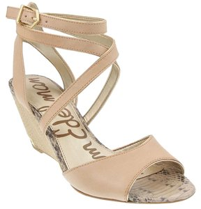 Sam Edelman Neutral Tan Sandals