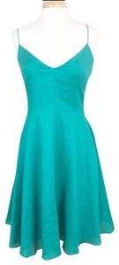 Blaque Label short dress green on Tradesy