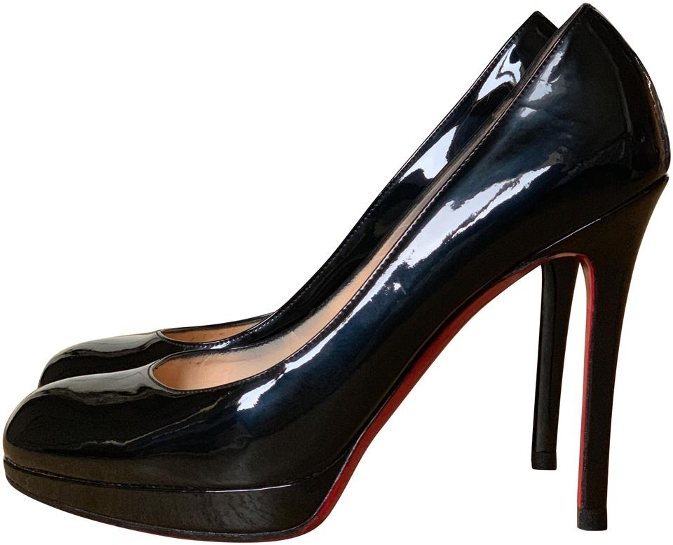 f01db20581f Christian Louboutin Black New Simple 120mm Pumps Size US 6.5 Regular ...