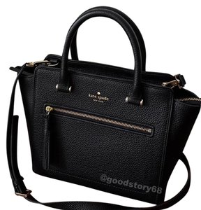 0c45ba12613c Kate Spade Cross Body Bag · Kate Spade. Chester Street Small Allyn Satchel  Black ...