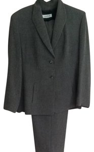 Alfani Grey Tweed Suit