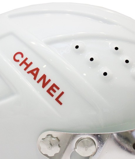 Chanel Chanel Logo Vintage Helmet Limited Edition Novelty Image 3