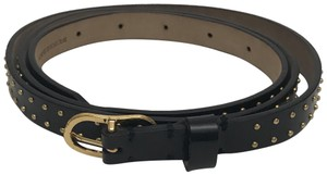 Burberry Thin Studded Belt