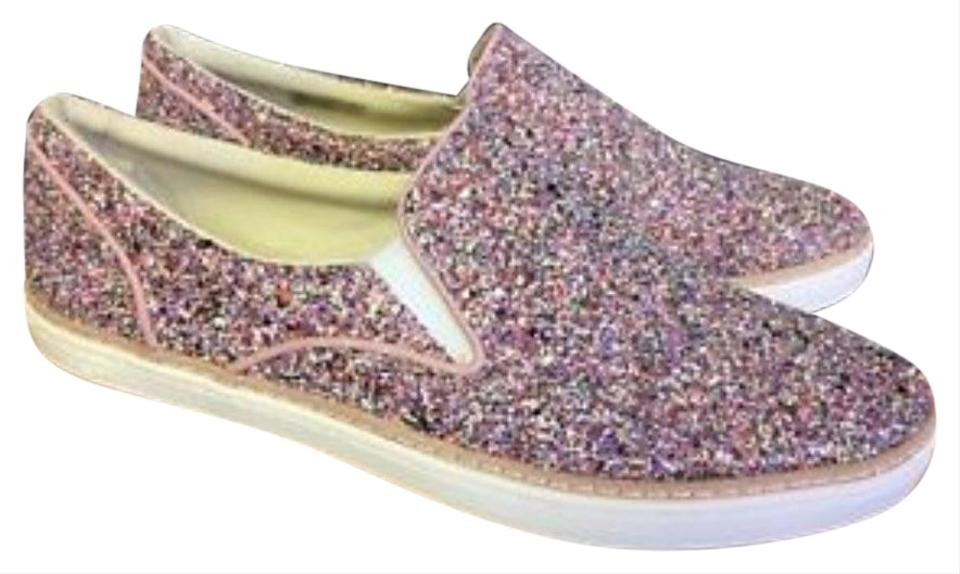 c7e54833560 UGG Australia Multicolor Adley Chunky Glitter Confetti Leather Slip-on  Sneakers Flats Size US 5 Regular (M, B) 28% off retail