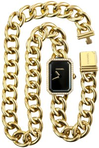Chanel Premiere Chain Diamonds Watch