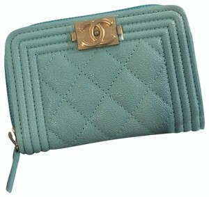 a3f8e5013f1fce Chanel Iridescent Rose Gold Out 19p Grained Lambskin Flap Ocase ...