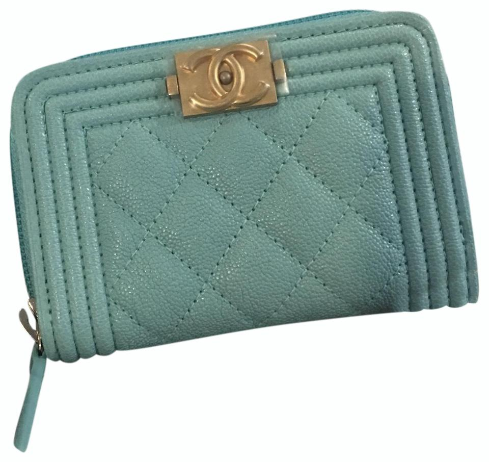 20eefc39f0e9df Chanel Chanel 19C Blue Tiffany Image 0 ...