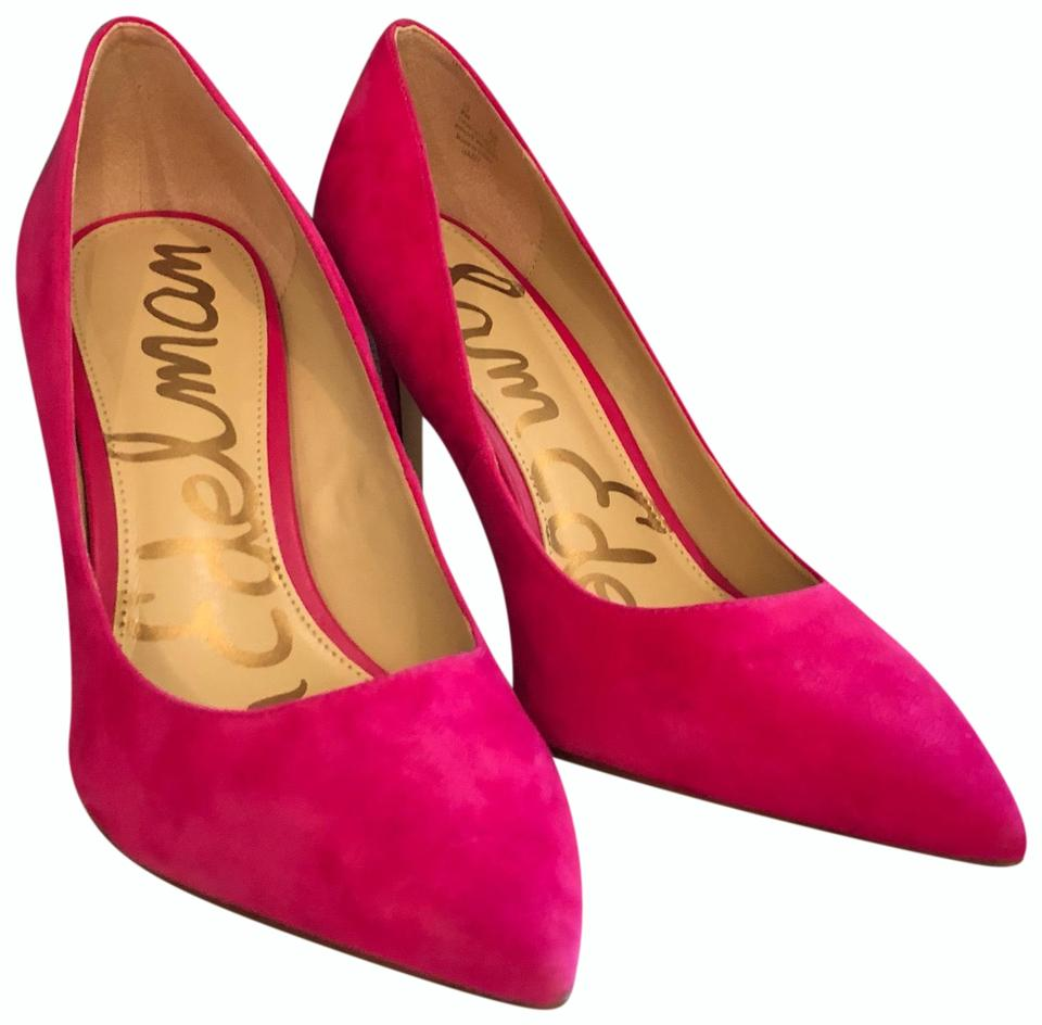 c18896034601 Sam Edelman Pink Hazel Pumps Size US 9 Wide (C