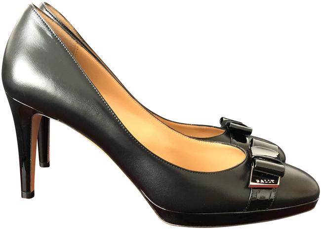 Item - Black Roime Pump Flats Size EU 39 (Approx. US 9) Regular (M, B)