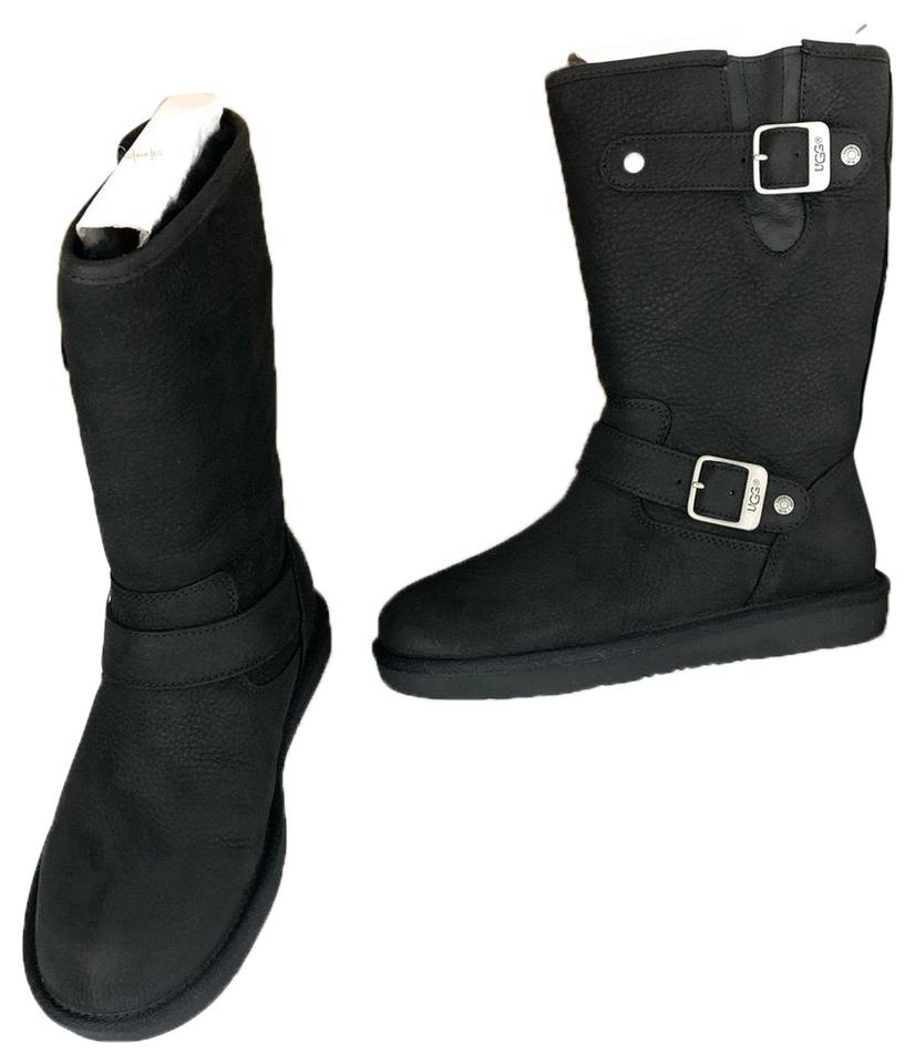 31c861b867d Black Winter Boots/Booties