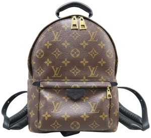 Louis Vuitton Lv Palm Springs Monogram Backpack