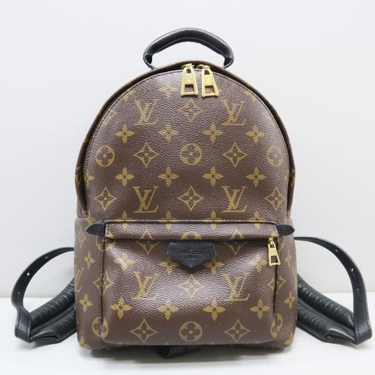 Louis Vuitton Lv Palm Springs Monogram Backpack Image 1