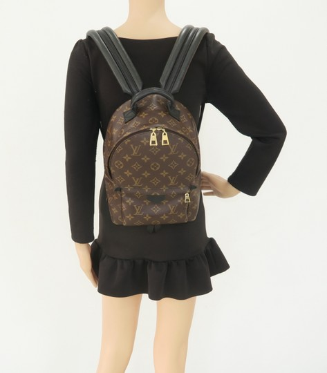 Louis Vuitton Lv Palm Springs Monogram Backpack Image 11