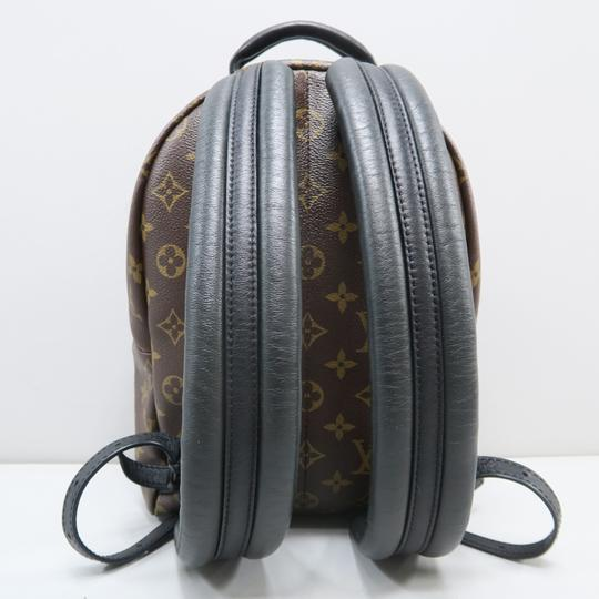 Louis Vuitton Lv Palm Springs Monogram Backpack Image 2