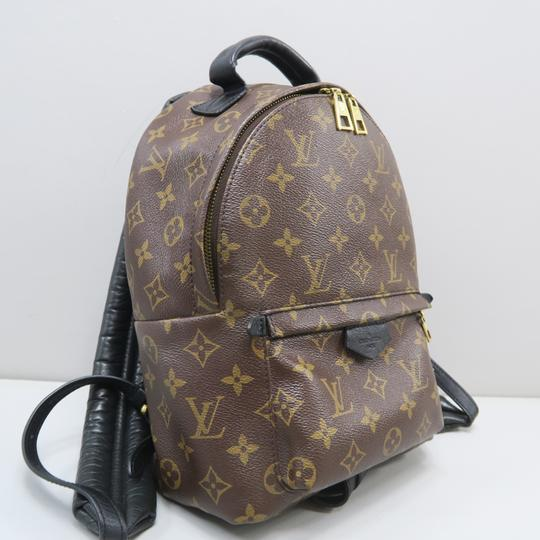 Louis Vuitton Lv Palm Springs Monogram Backpack Image 3