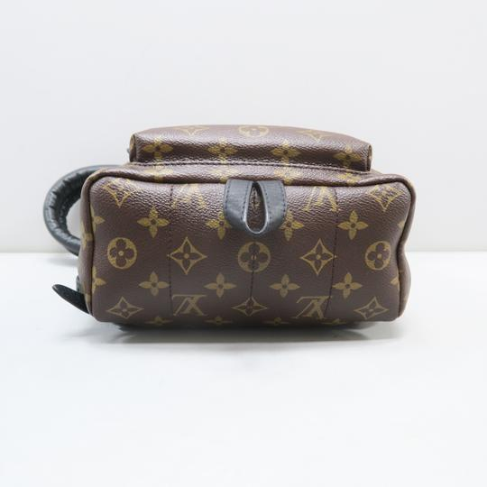 Louis Vuitton Lv Palm Springs Monogram Backpack Image 4