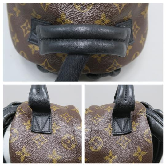 Louis Vuitton Lv Palm Springs Monogram Backpack Image 7