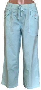 Oleg Cassini Cargo Pants Light Blue