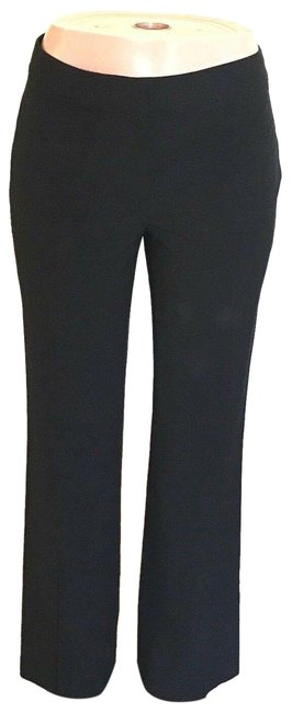 Item - Black Leg Dress Pants Size 6 (S, 28)