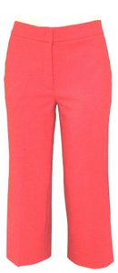 J.Crew Relaxed Pants Red